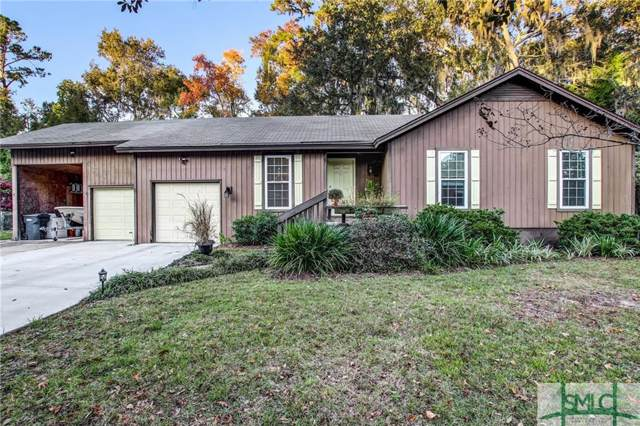 35 Bryan Wood Circle, Savannah, GA 31410 (MLS #216732) :: Teresa Cowart Team
