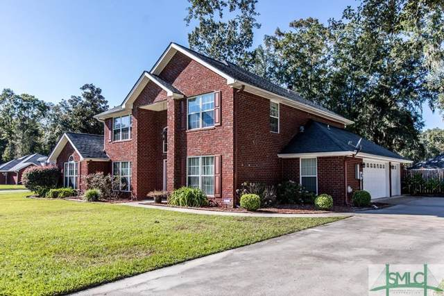 12 Lambert Court, Midway, GA 31320 (MLS #216739) :: Level Ten Real Estate Group