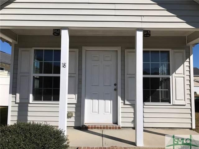 18 Verde Bend, Savannah, GA 31419 (MLS #216742) :: Liza DiMarco