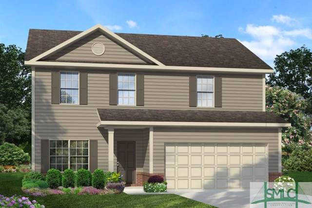 1012 Sweetbay Court, Hinesville, GA 31313 (MLS #216744) :: The Arlow Real Estate Group