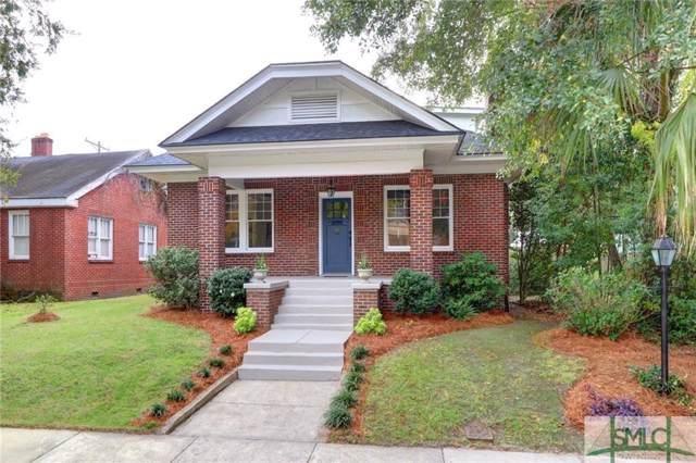223 E 49th Street, Savannah, GA 31405 (MLS #216770) :: The Randy Bocook Real Estate Team