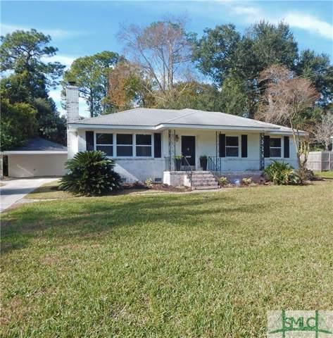 1308 Brightwood Drive, Savannah, GA 31406 (MLS #216772) :: Level Ten Real Estate Group