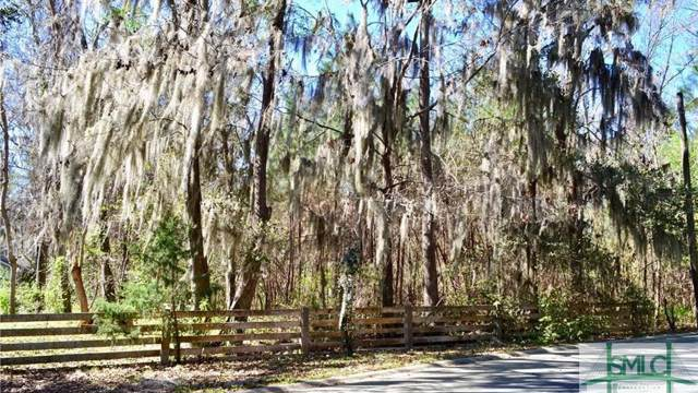 97 Courtland Drive, Savannah, GA 31419 (MLS #216776) :: Coastal Savannah Homes