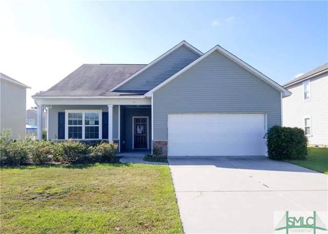 49 Saluda Way, Beaufort, SC 29906 (MLS #216778) :: The Arlow Real Estate Group