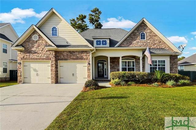240 Fairview Drive, Richmond Hill, GA 31324 (MLS #216785) :: The Arlow Real Estate Group
