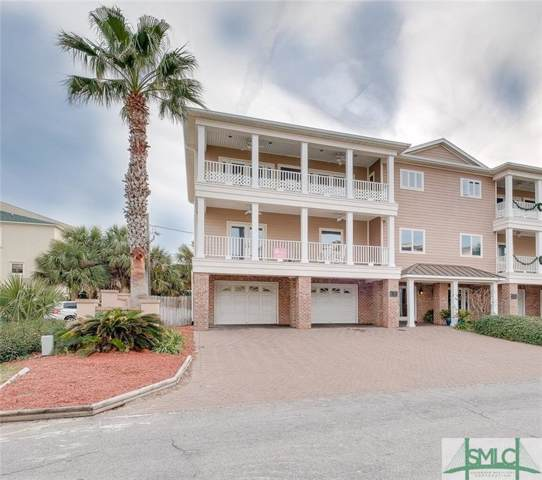 3 Center Street, Tybee Island, GA 31328 (MLS #216793) :: The Arlow Real Estate Group