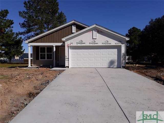 42 Blackberry Circle, Guyton, GA 31312 (MLS #216799) :: Level Ten Real Estate Group