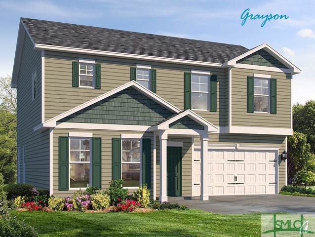 228 Lakepointe Drive, Savannah, GA 31407 (MLS #216808) :: The Arlow Real Estate Group