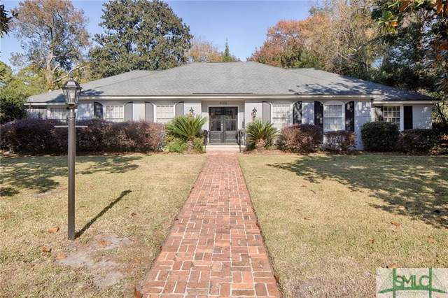 4106 Amsterdam Circle, Savannah, GA 31405 (MLS #216812) :: Bocook Realty