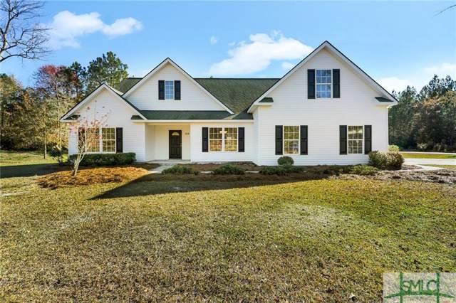 205 Middle Creek Road, Springfield, GA 31329 (MLS #216814) :: Level Ten Real Estate Group