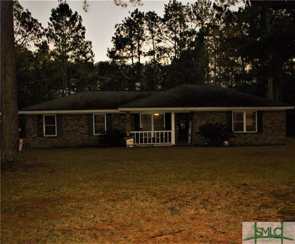 109 Oak Street, Rincon, GA 31326 (MLS #216816) :: The Sheila Doney Team