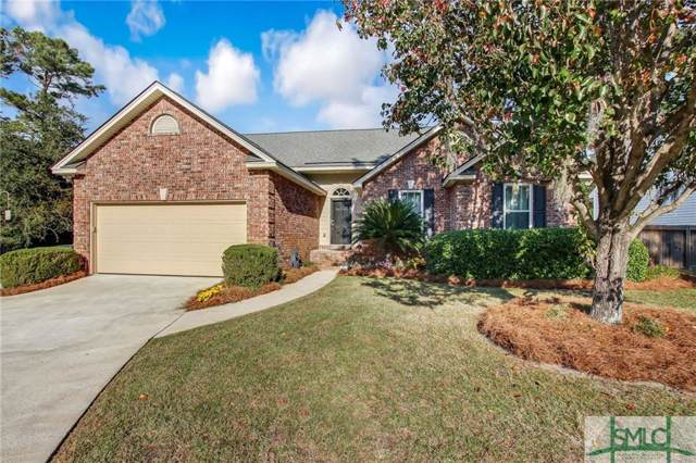 545 Oemler Loop, Savannah, GA 31410 (MLS #216822) :: The Sheila Doney Team