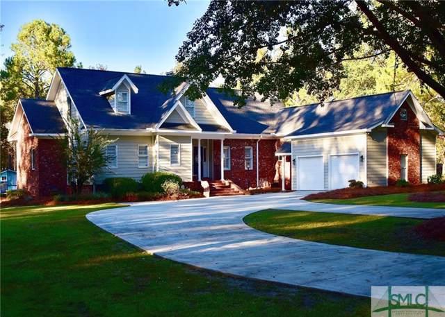 1800 Oliver Kildare Road, Newington, GA 30446 (MLS #216828) :: Level Ten Real Estate Group