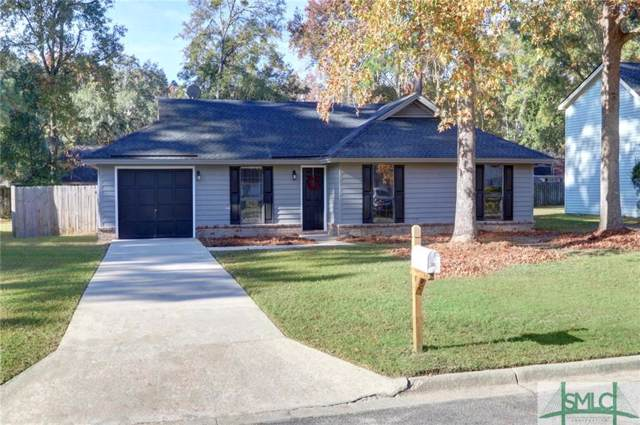 9 Bitterroot Lane, Savannah, GA 31419 (MLS #216865) :: Heather Murphy Real Estate Group