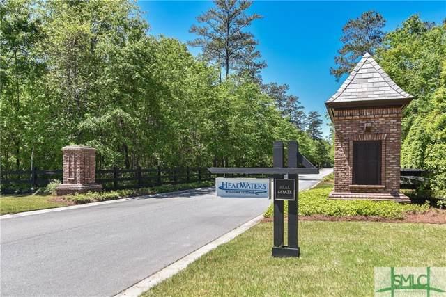 79 Crawford Lane, Richmond Hill, GA 31324 (MLS #216879) :: Heather Murphy Real Estate Group