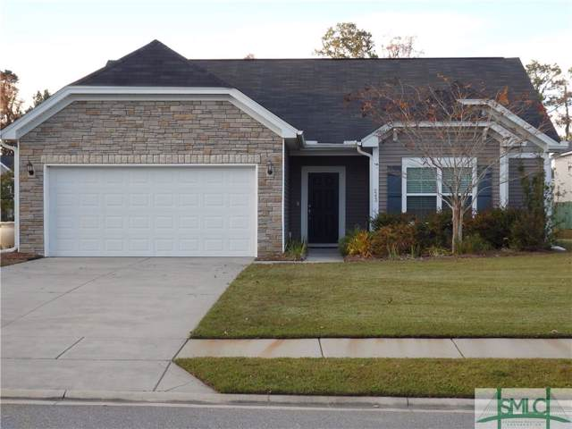 243 Gandy, Richmond Hill, GA 31324 (MLS #216880) :: The Arlow Real Estate Group