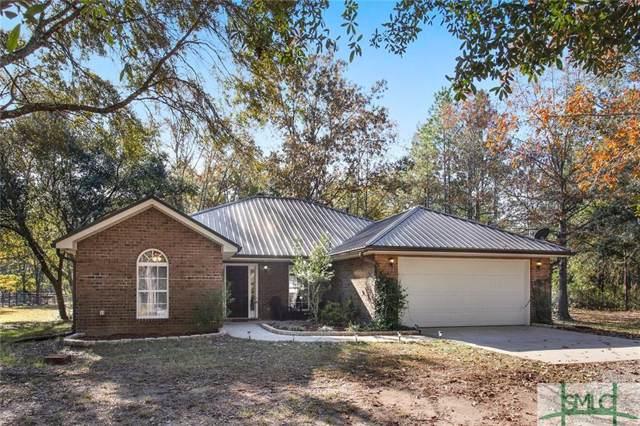 495 Hope Circle, Ludowici, GA 31316 (MLS #216884) :: The Randy Bocook Real Estate Team