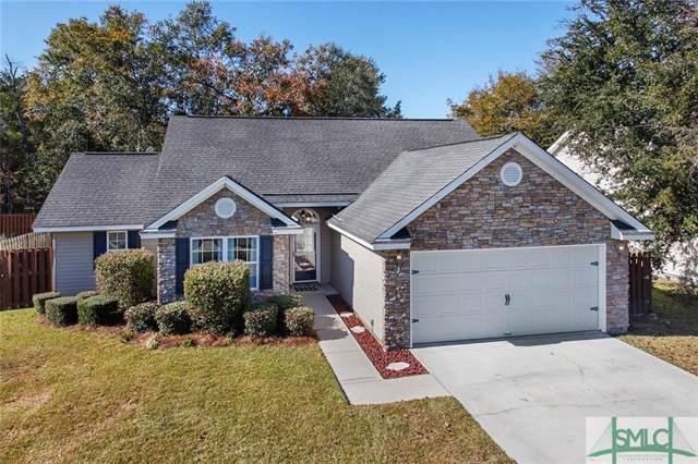205 Pebblestone Drive, Bloomingdale, GA 31302 (MLS #216899) :: Bocook Realty