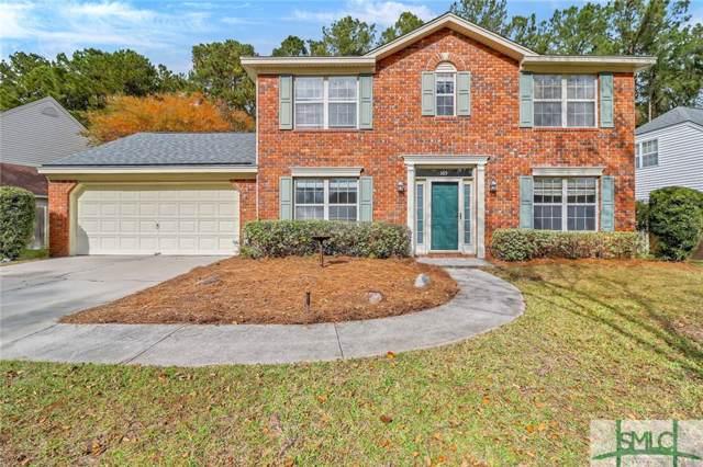 165 Village Lake Drive, Pooler, GA 31322 (MLS #216900) :: Level Ten Real Estate Group