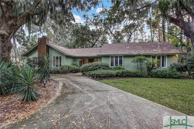 2 Mackay Lane, Savannah, GA 31411 (MLS #216902) :: Coastal Savannah Homes