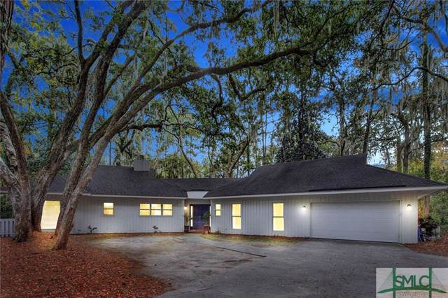 4 Tomochichi Lane, Savannah, GA 31411 (MLS #216907) :: Liza DiMarco