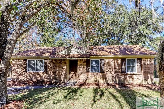 110 Greenbriar Court, Savannah, GA 31419 (MLS #216908) :: The Randy Bocook Real Estate Team