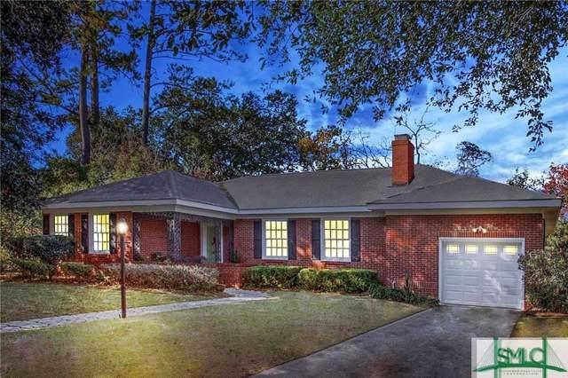 4615 Sussex Place, Savannah, GA 31405 (MLS #216910) :: The Arlow Real Estate Group
