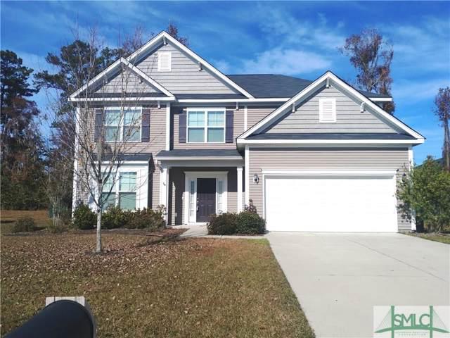 960 Garden Hill Loop, Richmond Hill, GA 31324 (MLS #216911) :: The Arlow Real Estate Group