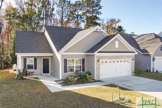 362 Casey Drive, Pooler, GA 31322 (MLS #216913) :: Heather Murphy Real Estate Group