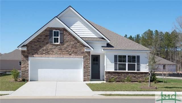 101 Old Wood Drive, Pooler, GA 31322 (MLS #216914) :: Level Ten Real Estate Group