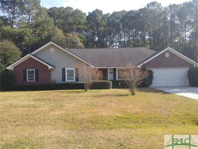 230 Pine View Drive, Bloomingdale, GA 31302 (MLS #216927) :: Level Ten Real Estate Group