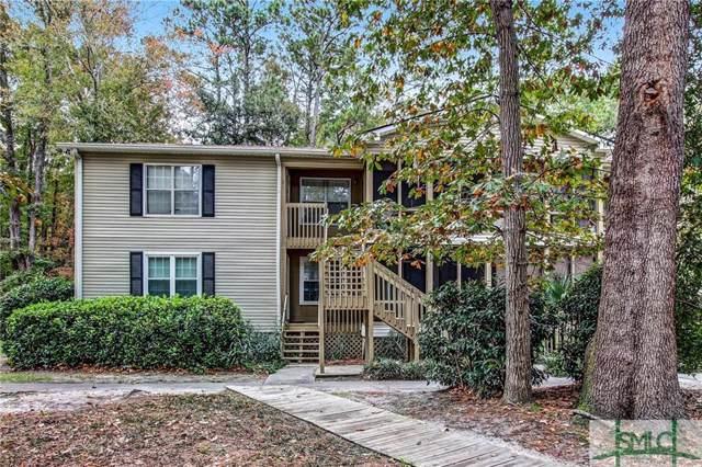 401 N Cromwell Road O-5, Savannah, GA 31410 (MLS #216935) :: Teresa Cowart Team