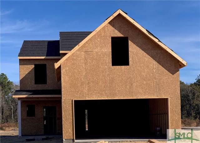 125 South Trail Way, Pooler, GA 31322 (MLS #216937) :: Level Ten Real Estate Group