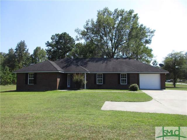 14 Arcadia Drive, Midway, GA 31320 (MLS #216940) :: The Sheila Doney Team