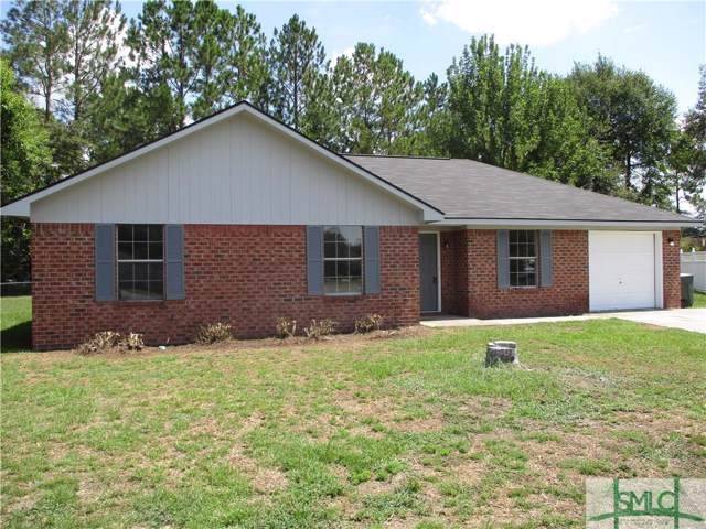 1491 Flo Zechman Drive, Hinesville, GA 31313 (MLS #216942) :: RE/MAX All American Realty