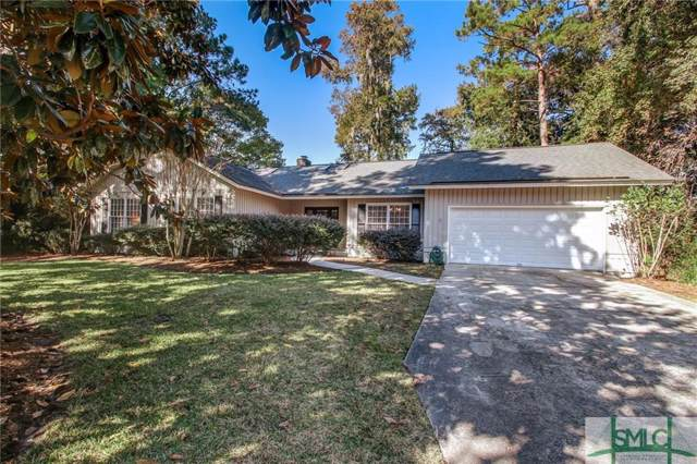 3 Goddard Lane, Savannah, GA 31411 (MLS #216944) :: Coastal Savannah Homes