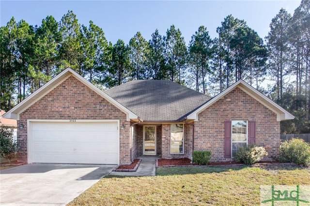 2522 Nordeoff Court, Hinesville, GA 31313 (MLS #216950) :: Level Ten Real Estate Group