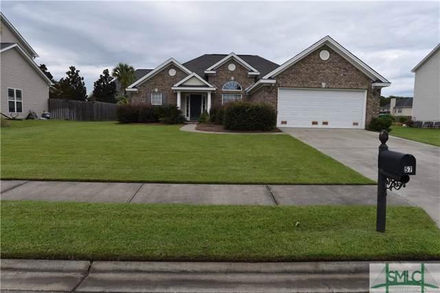 57 Patriot Drive, Richmond Hill, GA 31324 (MLS #216951) :: Level Ten Real Estate Group