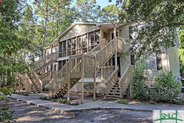 401 N Cromwell Road J2, Savannah, GA 31410 (MLS #216953) :: The Sheila Doney Team
