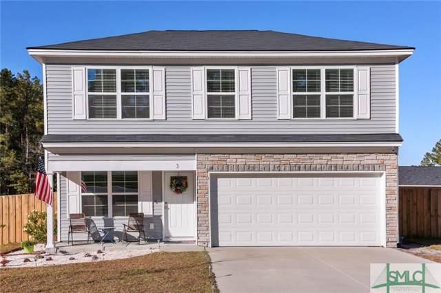 3 Easy Street, Guyton, GA 31312 (MLS #216959) :: Level Ten Real Estate Group