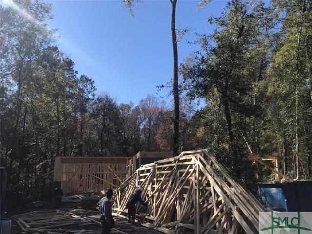 431 Ridgewood Park Drive S, Richmond Hill, GA 31324 (MLS #216962) :: Level Ten Real Estate Group