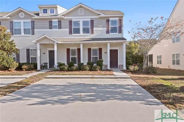 308 Gallery Way, Pooler, GA 31322 (MLS #216965) :: Heather Murphy Real Estate Group