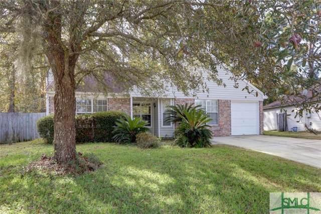 199 Finn Circle, Savannah, GA 31419 (MLS #216967) :: Teresa Cowart Team