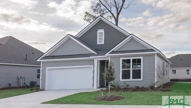102 Old Wood Drive, Pooler, GA 31322 (MLS #216968) :: Heather Murphy Real Estate Group
