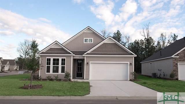 104 Old Wood Drive, Pooler, GA 31322 (MLS #216970) :: Level Ten Real Estate Group
