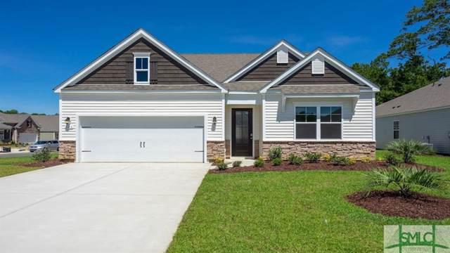 106 Old Wood Drive, Pooler, GA 31322 (MLS #216971) :: Heather Murphy Real Estate Group