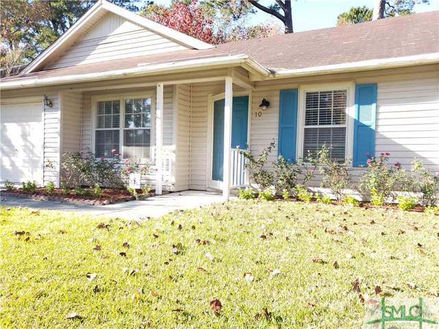 10 E White Hawthorne Drive, Savannah, GA 31419 (MLS #216972) :: McIntosh Realty Team