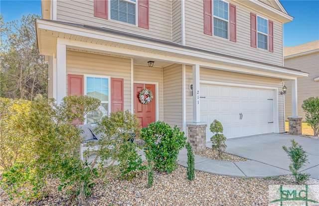 211 Cypress Creek Lane, Guyton, GA 31312 (MLS #216973) :: The Arlow Real Estate Group