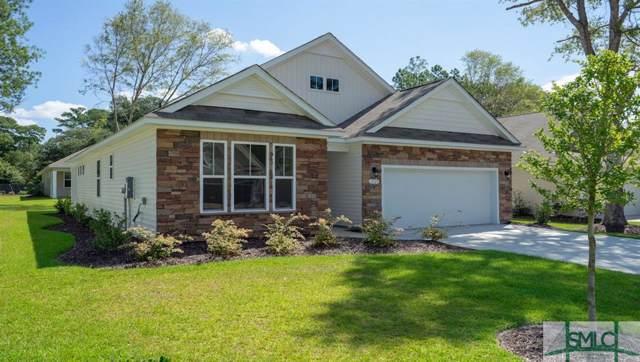 109 Old Wood Drive, Pooler, GA 31322 (MLS #216974) :: Heather Murphy Real Estate Group