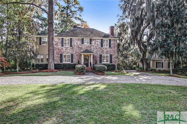 269 Bradley Point Road, Savannah, GA 31410 (MLS #216976) :: The Arlow Real Estate Group
